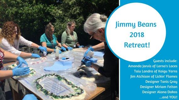 2018 Knitting Retreat