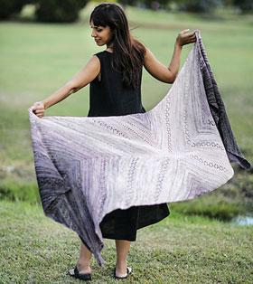 sweet georgia tough love sock joji locatelli free your fade shawl kit
