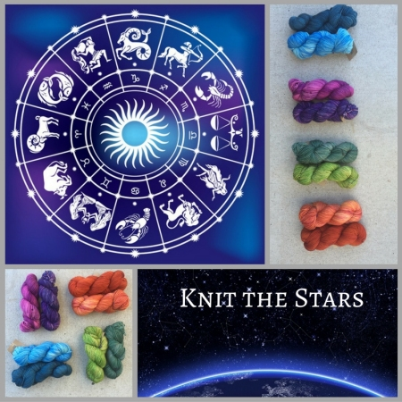 Knit the Stars Event