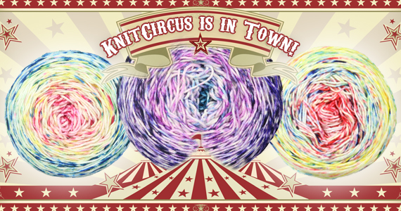 Knit Circus Greatest of Ease