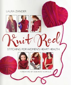 Knit Red by Laura Zander!