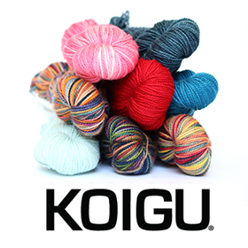 Koigu 25-60% off!