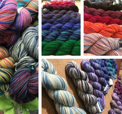 all the Koigu Fun!