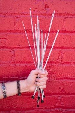 Knitter's Pride Aluminum Tunisian Hooks