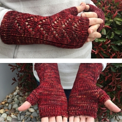 Stollen Mitts pattern
