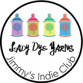Jimmy's Indie Club Lady Dye Yarns