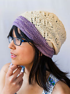 Fields of Lavender Hat