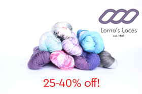 Lorna's Laces sale