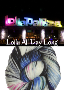 Lolla All Day Long by Miss Babs