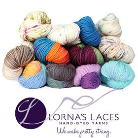 Lorna's Laces 25-40% off!