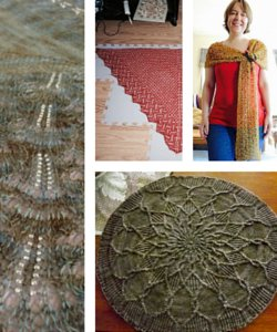 Make it Laceweight Event projects