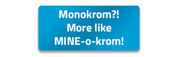Urth Monokrom Chunky