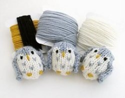 Mochi Land Tiny Knits - Owl Kit