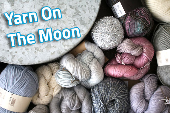 Yarn on the Moon