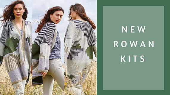 New Rowan Kits