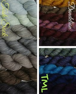 new Madelinetosh colors for 2015