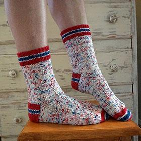 Olympia Socks