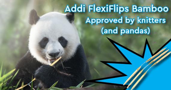 Addi Bamboo FlexiFlips