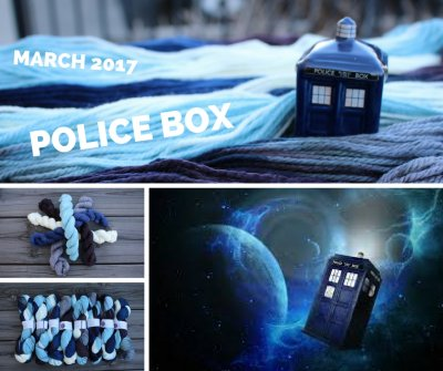 Police Box Collage