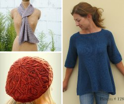 Projects we want to make with Tosh Silk/Merino!