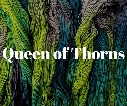LLE April '16 - Queen of Thorns