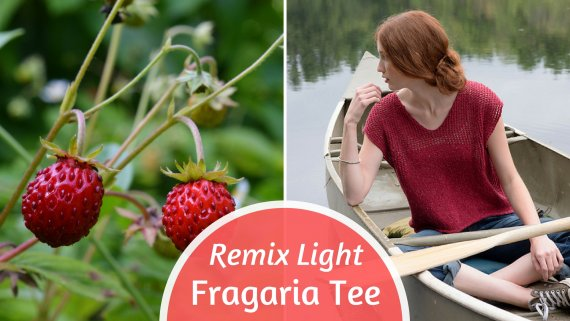 Fragaria Tee Kit