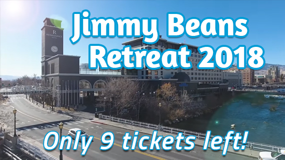 Jimmy Beans Retreat 2018