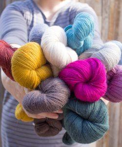 Road to China Lace Yarn