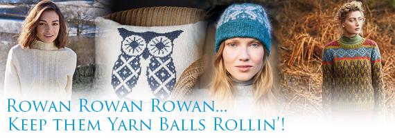 Rowan Giveaway