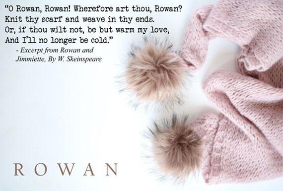 Rowan Victoria Scarf