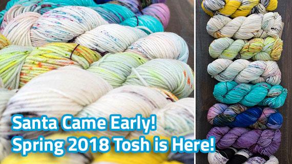 Spring 2018 Tosh