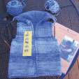 Saphira Hooded Vest