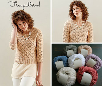 Sattley by Sarah Hatton (FREE PATTERN!)