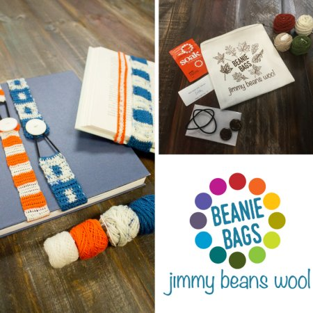 September 2016 Beanie Bag Contents