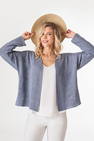 Shibui Knits Akeley Cardigan Kit - Women's Cardigans