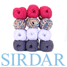 Sirdar 25-60% off!