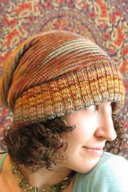 Malabrigo Sock Sockhead Slouch Hat Kit