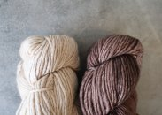 Jimmy Beans Wool Learn to Knit kits Simply Taupe/Polvoriento