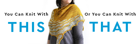 Mechita Good Vibes Shawl Kit