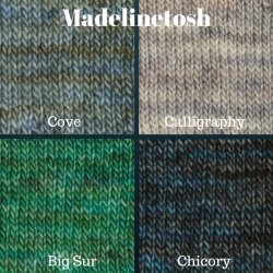 Tonal Yarns Like Madelinetosh