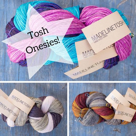 Tosh Onesies!