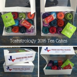Toshstrology Tea Cakes