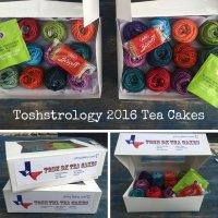 Tosh Tea Cakes