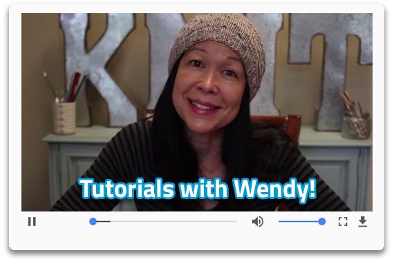 Tutorials with Wendy
