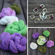 Voyager Yarn & Stitch Markers