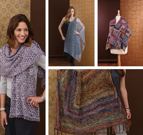 Designs from Wrapped in Color