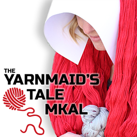 Yarnmaids Tale MKAL Knit Along