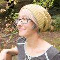 Kristen's Flicker Winter Wheat Hat