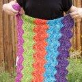 Leanne's Crochet Toshstrology Blanket