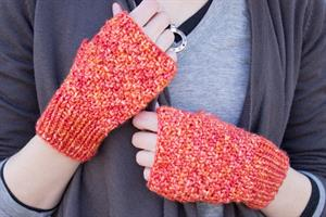 Emma's Half Pint Fingerless Mitts